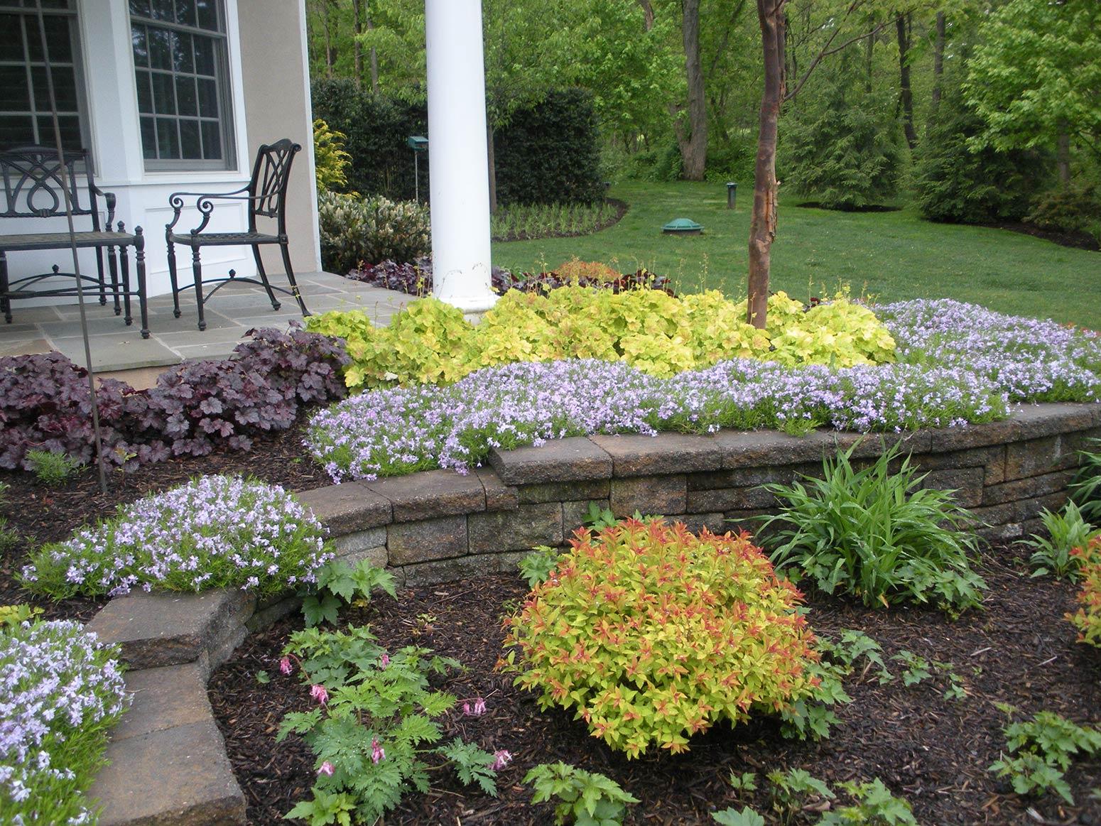 Landscape Services Pipersville, Garden Layout Ideas ...