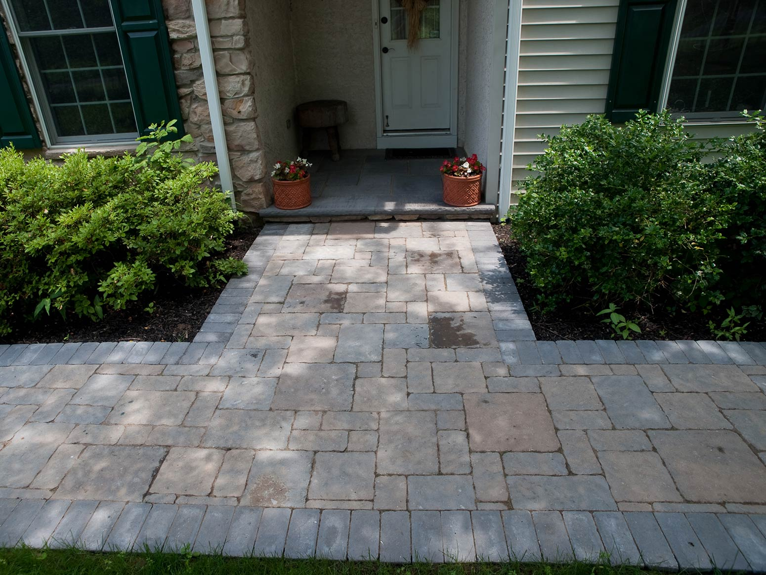 Natural Stone Ep Henry Paver Walkways Brick Patio