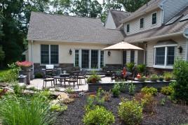 Patios, Walkways, & Living Spaces